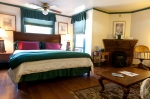 Cherokee Lodge Bed & Breakfast Room