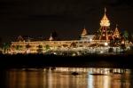 Hotel Del Coronado at night