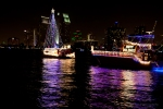 Happy Holidays Boat Parade