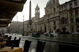 My Dream Life In Piazza Navona