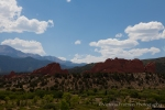 Overlooking Garden of the Gods