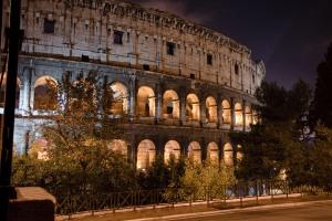 Coliseum After Dark