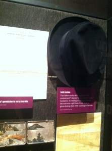 Lucky Luciano's Hat