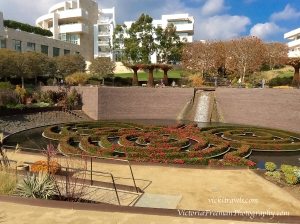 Gardens at the Getty
