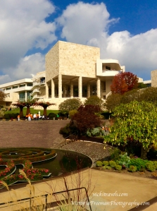 Getty Center and garden